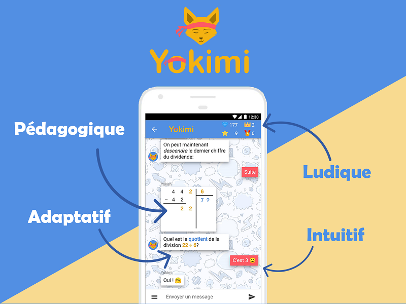 L'interview farfelue de Karl, fondateur de Yokimi